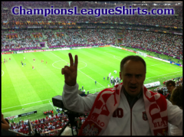 About Us - Champions League Shirts
