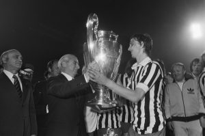 Past Champions League Winners: Ajax 1 - 0 Juventus 1973