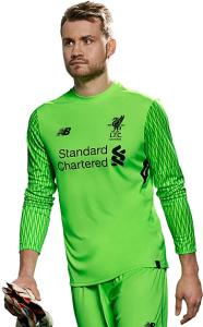 New Liverpool Football Kit - Third Goalie Kit 17-18