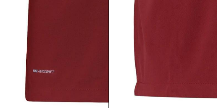 Roma Match vs Stadium Shirt Comparison