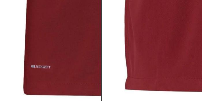 Roma Match vs Stadium Shirt Comparison