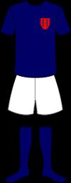 Tottenham Hotspur 1883-1884 Kit