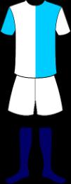 Tottenham Hotspur 1884-1886 Kit