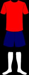 Tottenham Hotspur 1890-1895 Kit