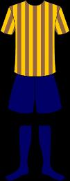 Tottenham Hotspur 1896-1898 Kit