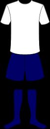Tottenham Hotspur 1898-present Kit