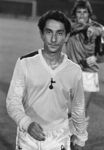 Totteham Hotspur Kit History - Osvaldo Ardiles 1981