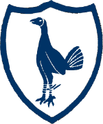 Tottenham Hotspur Logo - 1951-1965