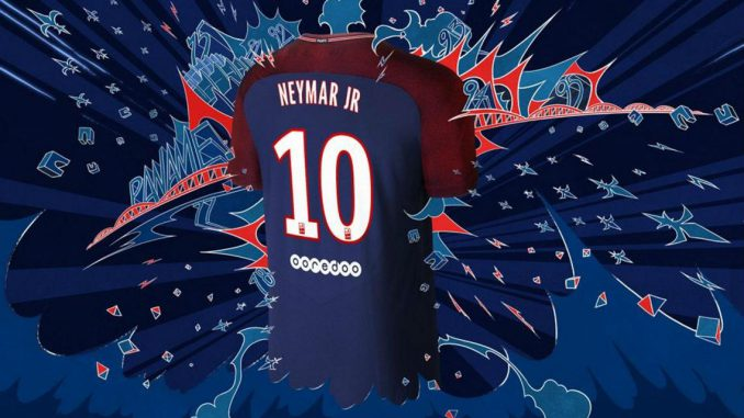 Neymar New Look Featured Image