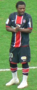 PSG in 2012