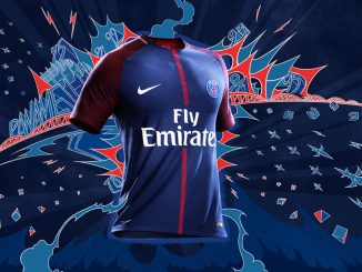 Paris Football Fan - 2017-18 Paris Saint-Germain Kit Review