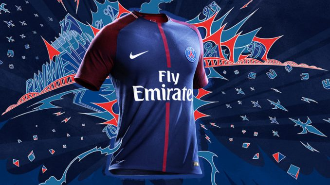 Paris Football Fan - 17-18 Paris Saint-Germain Kit Review ... 0569863a24c19