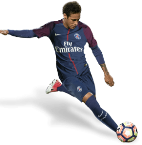 Paris Football Fan - 2017-18 Paris Saint Germain Look