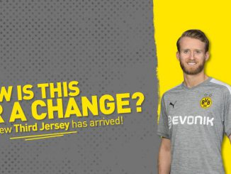 Shirt for the Fans - Borussia Third Jersey Feature Image
