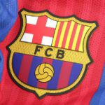 FC Barcelona Kit History - The Crest