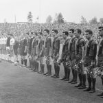 FC Barcelona uniforms in 1961