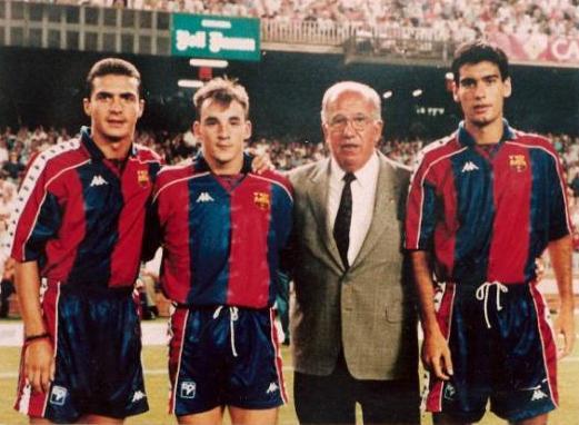 Barcelona in 1992