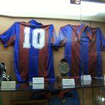 Diego Maradona Barca jersey from 1983