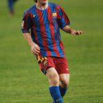 Lionel Messi in 2005