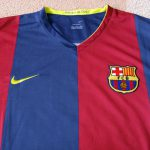 Barca shirt in 2006