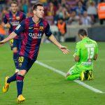 Lionel Messi in 2014