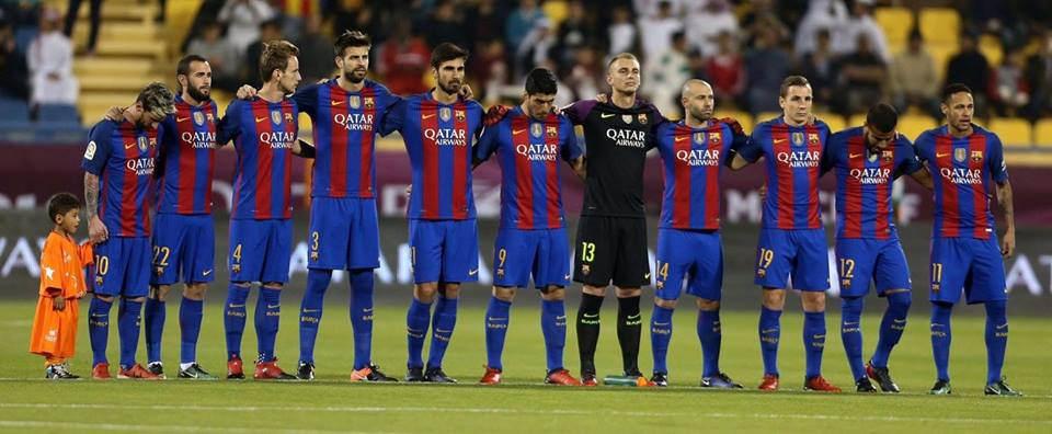FC Barcelona in 2016-2017