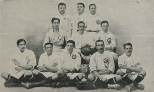 Real Madrid in 1905