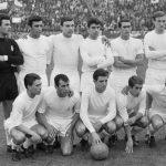 Real Madrid uniforms in 1966
