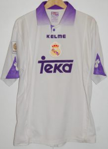 1997-1998 Real Madrid Jersey