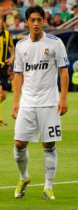 Mesut Özil in 2010 kit