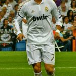 2011-2012 season Real Madrid jersey worn by Christiano Ronaldo