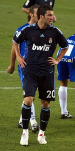Real Madrid 2009 away kit