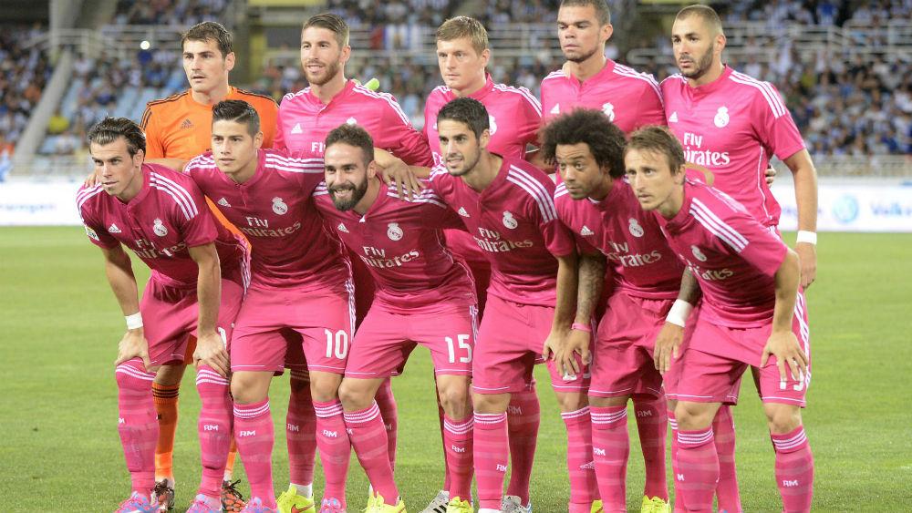 7e4b62aabdf Real Madrid Kit History - Champions League Shirts