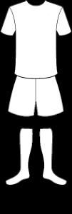Real Madrid Uniform 1956-present