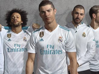 Real Madrid Uniform for 2018