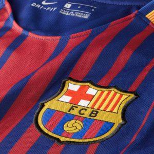The Kit of FC Barcelona for 2018