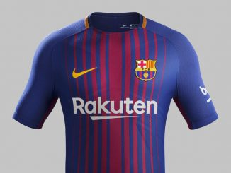 The Kit of FC Barcelona for 2018