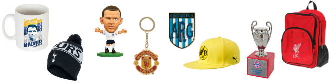 Gifts for a Soccer Fan - Gear and Collectibles