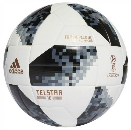 Official Ball of World Cup 2018