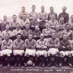 Liverpool Kit History - 1924-1925