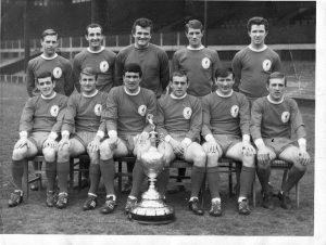 Liverpool Kit History - 1966