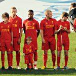 Liverpool Kit History - 2012-2013