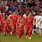 Liverpool Kit History - 2014-2015