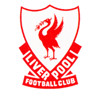 Liverpool Alternate Crest from 70s to 90s