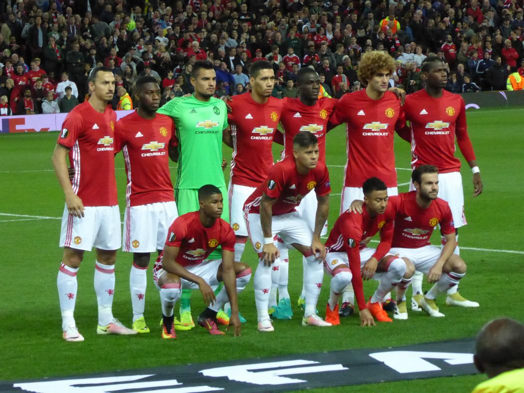 a7c8770f37f Manchester United Kit History - Champions League Shirts