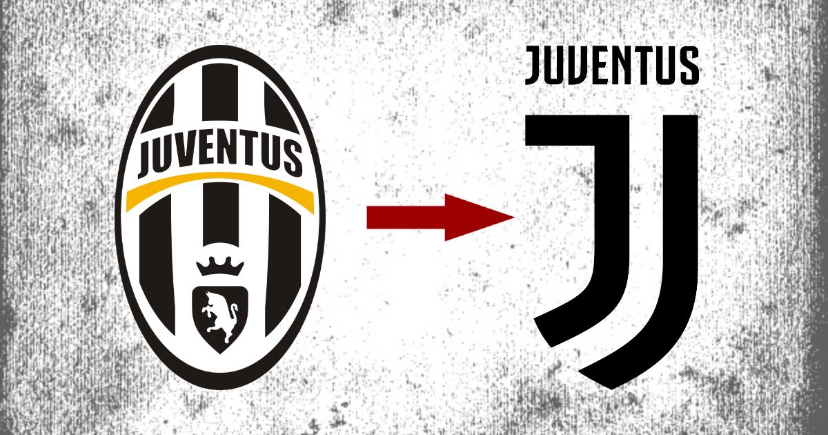 Juventus Black And White Logo A New Era Champions League Shirts